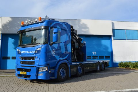 De Kreek Scania